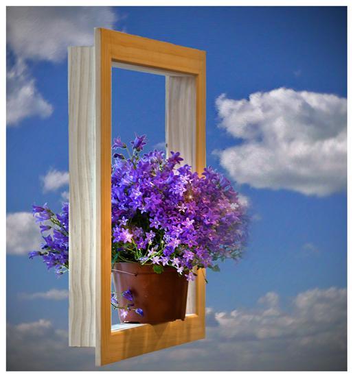 flro janela ar