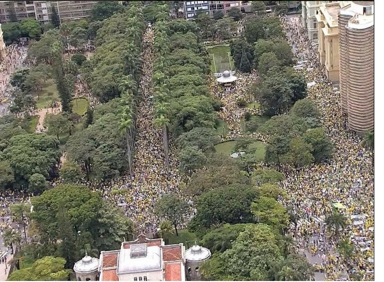 Praça da Liberdade - BH.MG
