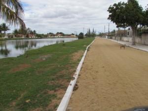 Urbanização da margem da Lagoa
