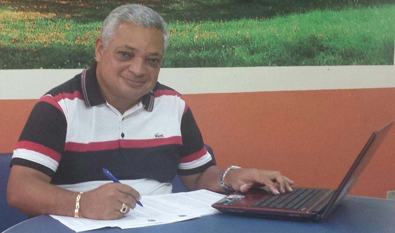 Robinho Pitangueira _ Presidente do PROS  Campos