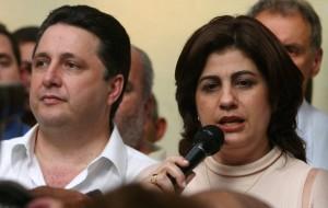 Convenção do PMDB,Garotinho e Rosinha1HP (174)