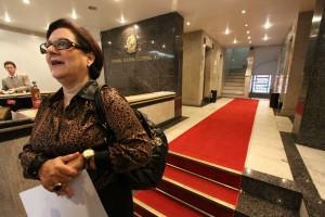 Julgamento de Rosinha e Garotinho no TRE do Rio de Janeiro,Roseli, Advogada de Rosinha fotos Leonardo Berenger.jpg (639)