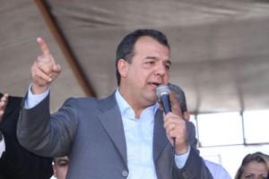 sergio Cabral visita sfi  Antonio Cruz