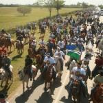Oitava Cavalgada dos 700 Cavaleiros da baixada, fotos Valmir Oliveira  é o Kanal  VO (501)