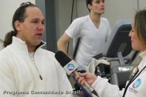 Foto de  matéria publicada no Comunidade Brasil