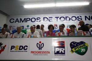Filiação de Rosinha Garotinho ao PR, 26-08-2011 - Fotos Mariana Ricci (68)