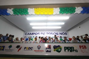 Filiação de Rosinha Garotinho ao PR, 26-08-2011 - Fotos Mariana Ricci (73)