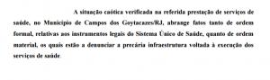 petiçao 2