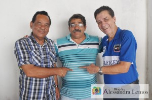 joao, ze carlos e arnaldo