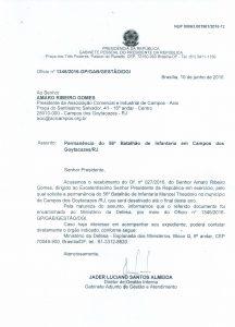 2016 06 10_SEX_PRES REPUBLICA_56 BI_Comunica Ofício recebido