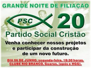 filiaçao psc
