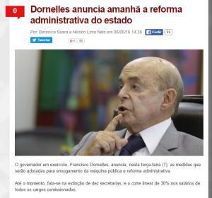 reforma estado