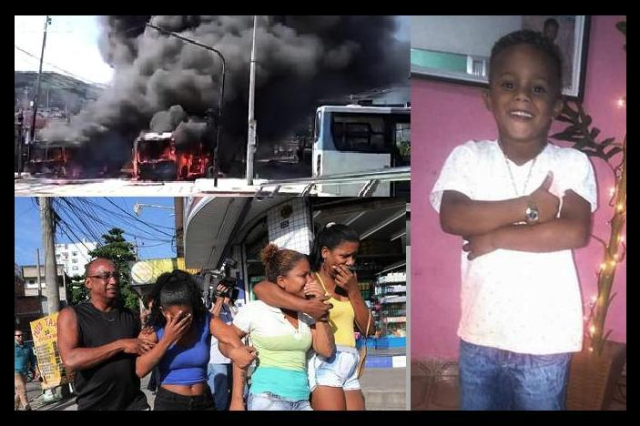 Fotos: Divulgação Foto da família: jornal Extra