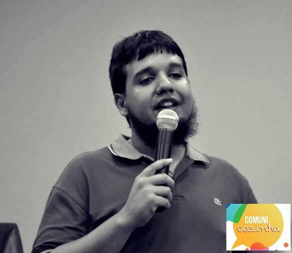 Filipe Coutinho, pesquisador em Sociologia da Desigualdade/Exclusão Social