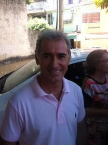 Vereador Rogerinho Bandoli Boechat, um dos prefeitáveis 2016