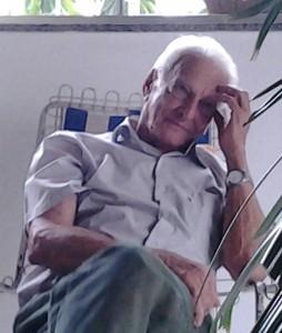 Acyr Correia da Costa, o super-avô. foto-Laura Costa Almeida de Oliveira