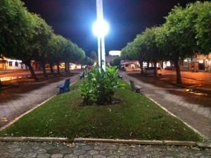 Segunda-feira 20:40 Calçadão-Centro