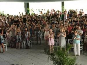 Final Apoteótico da I Jornada Pedagógica da SEMED -Secretaria Municipal de Educação de Itaperuna