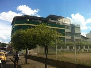 O imponente CACI- Centro de Atendimento Clínico de Itaperuna.