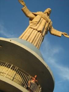Cristo Redentor de Itaperuna ft- Blog da Megasena