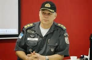 Coronel PM Lúcio Flávio Baracho- Comandante do 6º CPA ft-carlosjorgepedagogo.blogspot.com