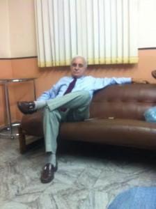 Abel Padilha, magistrado durante anos no ES e agora, advogado dos mais brilhantes