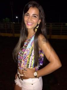 A cardosense Hélia Moura.