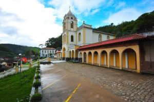 Igreja Matriz São Sebastião- Sede do Município de Varre-Sai Ft-panoramio.com