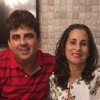 Wilsinho e Leila