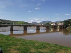 A Ponte antes da reforma