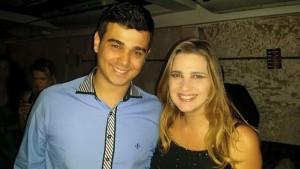 Leo com a deputada federal Clarissa Garotinho-PR