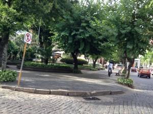 Praça Coronel Maximiano- Carangola-MG