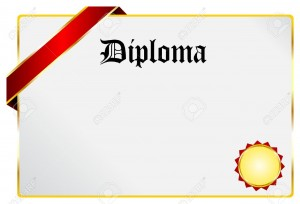 18128234-Blank-Diploma-Document-With-Golden-Ribbon-Isolated-On-White-Stock-Photo
