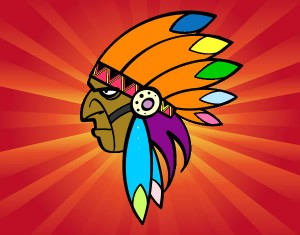 cara-de-indio-chefe-contos-e-lendas-indios-e-vaqueiros-pintado-por-pedrow-1010229
