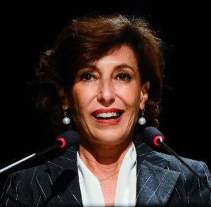 Rio de Janeiro - A economista Maria Silvia Bastos Marques, toma posse como nova presidente do Banco Nacional de Desenvolvimento Econômico e Social (BNDES), no edifício-sede, centro do Rio (Tomaz Silva/Agência Brasil)