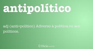 Antipolitico