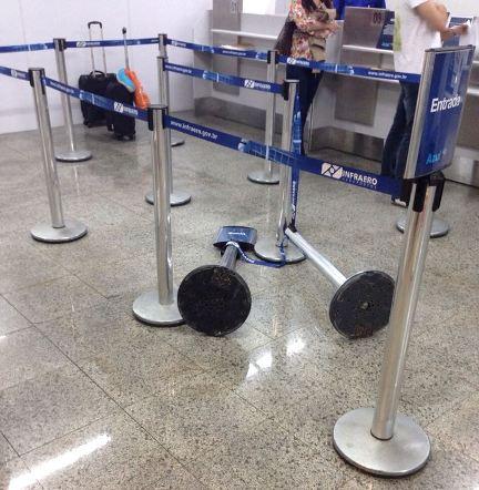 Azul - Campos para Campinas - Vôo cancelado (2)