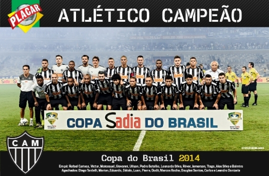 Campeão da Copa do Brasil 2014