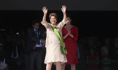 Dilma - posse 2015