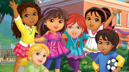 Dora e seus Amigos na Cidade