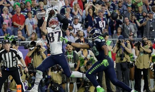 Futebol Americano - Superbowl 2015 - Patriots campeão