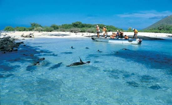 Galápagos, Equador - Foto: Lugares Fantásticos Blog / Revista Pelo Mundo