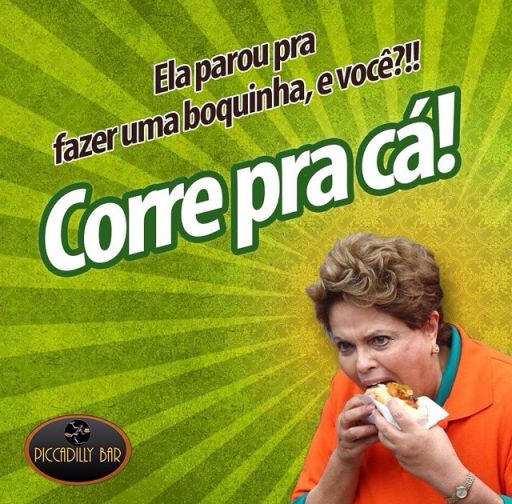 Dilma Piccadilly