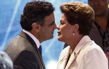 Debate Band - Dilma x Aécio