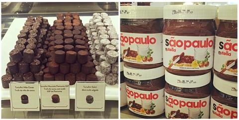 Eataly SP - Nutella