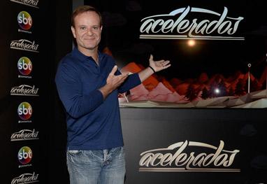 Acelerados - Rubinho Barrichello