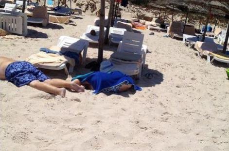 Atentado Tunísia Rede Riu - mortos