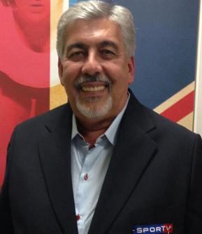 Marco Antonio no SporTv