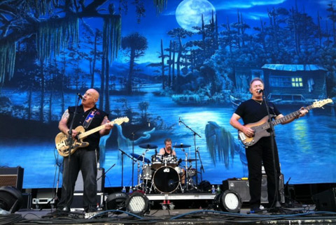 Creedence Clearwater Revisited em Vitória