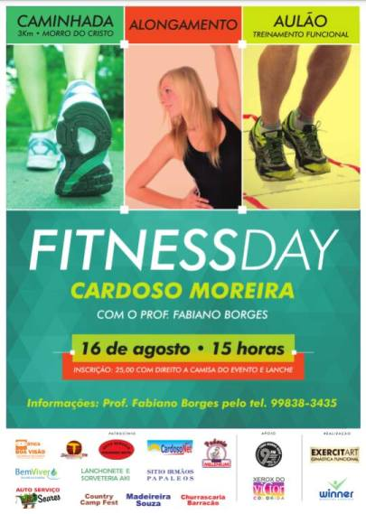 Fitness Day - Fabiano Borges